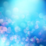 Abstract bokeh background. EPS 10. Vector file included Royalty Free Stock Images