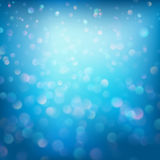 Abstract bokeh background. EPS 10. Vector file included Stock Photos