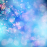 Abstract bokeh background. EPS 10. Vector file included Stock Photography