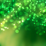 Abstract bokeh background Royalty Free Stock Photography