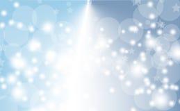 Abstract bokeh background. Festive defocused lights.Vector illustration. Abstract bokeh background. Festive defocused lights Stock Illustration