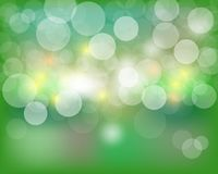 Abstract bokeh background. Festive defocused lights.Vector illustration. Abstract bokeh background. Festive defocused lights.Vector Stock Photo