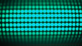 Abstract bokeh background light green color Stock Image