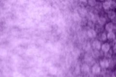 Violet bokeh background, toned Stock Photos