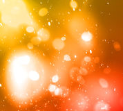Abstract bokeh background summer theme stock illustration