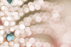 Abstract bokeh background, used for festival and celebration cards. Abstract bokeh background, Blur Lights Stock Photography