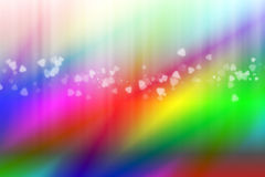Abstract bokeh background wallpaper Stock Images