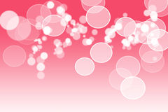Abstract bokeh circle for background Royalty Free Stock Photography