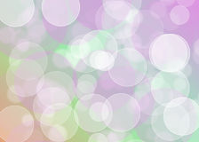 Abstract bokeh circle for background Stock Image