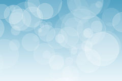 Abstract bokeh circle for background Royalty Free Stock Image