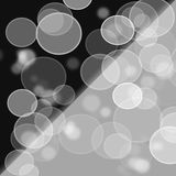 Abstract bokeh circle for background Royalty Free Stock Photos