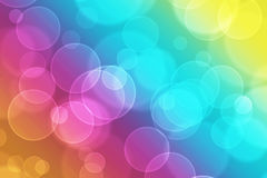 Abstract bokeh royalty free stock photography