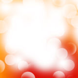 Abstract bokeh colorful background Royalty Free Stock Photography