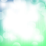 Abstract bokeh colorful background Stock Photography
