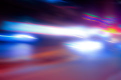 Abstract bokeh defocused lights and shadow Royalty Free Stock Photo