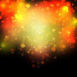 Abstract bokeh effect background Royalty Free Stock Photos