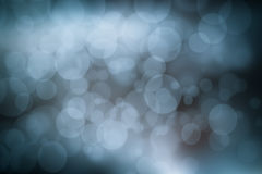 Abstract bokeh festive background with defocused lights.  Royalty Free Stock Photo