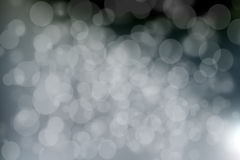 Abstract bokeh festive background with defocused lights.  Stock Images