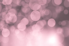 Abstract bokeh festive background with defocused lights.  Stock Photography