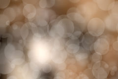 Abstract bokeh festive background with defocused lights Royalty Free Stock Photography