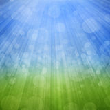 Abstract bokeh light background Stock Images
