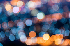 Abstract bokeh light background Stock Image