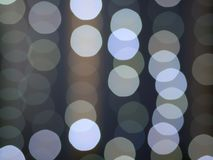 Abstract bokeh lights royalty free stock images