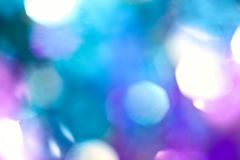 Abstract bokeh lights for background. Blue, green, violet , abstract bokeh lights for background stock image