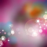 Abstract Bokeh lights background. Abstract Bokeh lights bright background Royalty Free Illustration