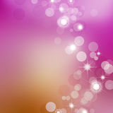 Abstract Bokeh lights background. Abstract Bokeh lights bright background Stock Illustration