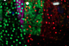 Abstract Bokeh lights background Royalty Free Stock Image
