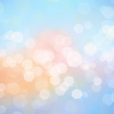 Abstract Bokeh lights background Stock Photo