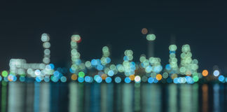 Abstract bokeh lights Stock Photography