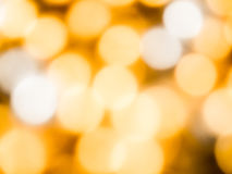 Abstract bokeh. Abstract orange bokeh for background Stock Photo