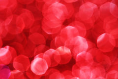 Abstract bokeh - perfect christmas background. Horizontal Royalty Free Stock Images