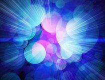 Abstract bokeh speed backgrounds. Abstract bokeh speed background texture Royalty Free Stock Photo