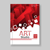 Abstract book Royalty Free Stock Images