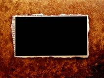 Abstract border Stock Photo