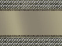Abstract border frame background Stock Photo