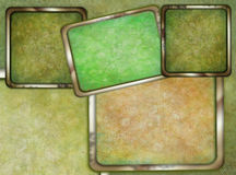 Abstract border frame background Stock Image