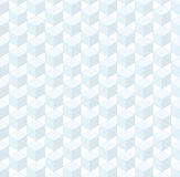 Abstract box grid vector seamless pattern Stock Image