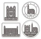 Abstract Bratislava Royalty Free Stock Photo