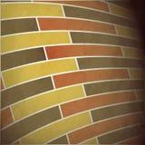 Abstract brick Stock Photography