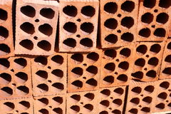Abstract brick background Royalty Free Stock Photography