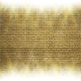 Abstract brick background.  blurry light effects Royalty Free Stock Photo