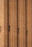 Abstract brick facade Stock Photos