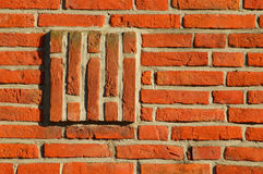Abstract brick wall Stock Images