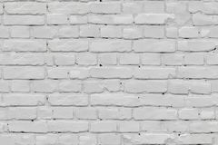 Abstract brick wall. Abstract light gray brick wall texture background, seamless tiling texture Royalty Free Stock Images