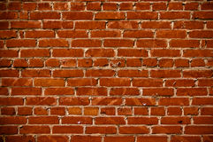 Abstract brick wall background. Abstract close-up brick wall background Royalty Free Stock Image