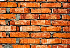 Abstract brick wall background Royalty Free Stock Images